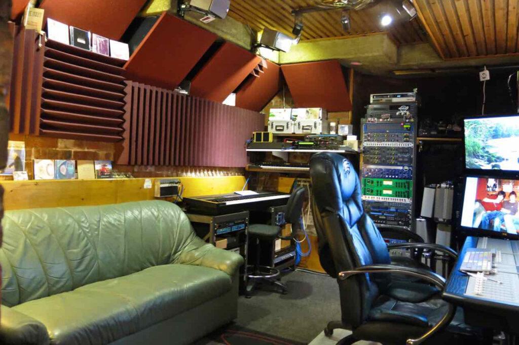 Control Room Back